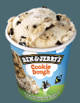 Ben & Jerry's Cookie Dough 500ML