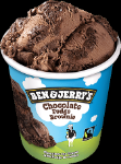 Ben & Jerry's Chocolat Fudge Brownie 500ML