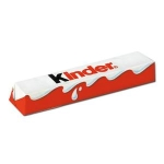 Lot de barre kinder x3
