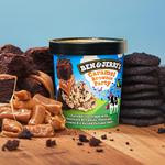 Ben & Jerry's Caramel Brownie Party 500ML