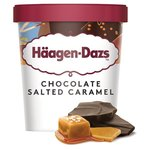 Häagen Dazs chocolate salted caramen 100ML