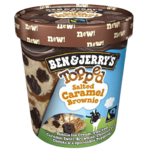 Ben & Jerry's Salted caramel Brownie 500ML